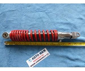 tlumič skútr síla pružiny 7mm